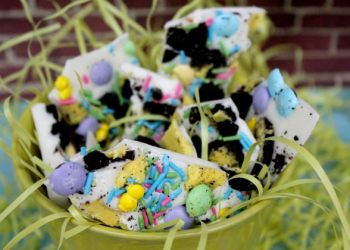 Easy Easter Bark Recipe