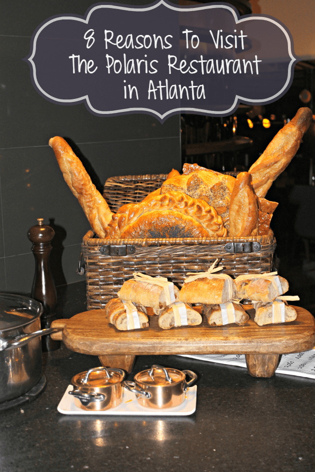 8 reasons to visit the polaris restaurant in Atlanta