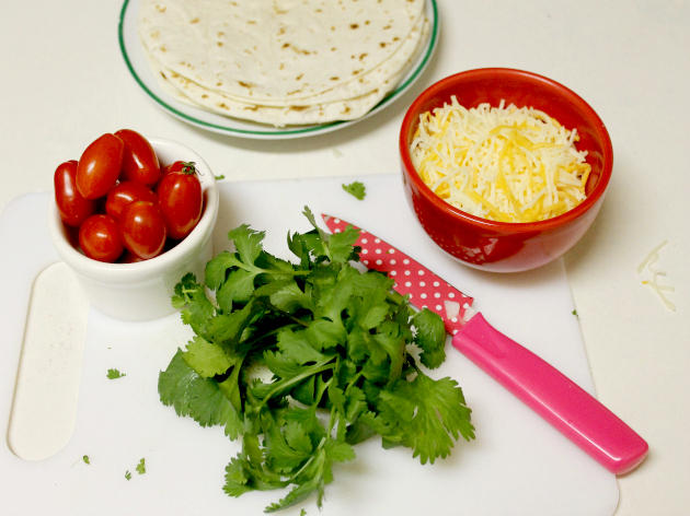 Mexican Beef and Cheese Dip ingredients