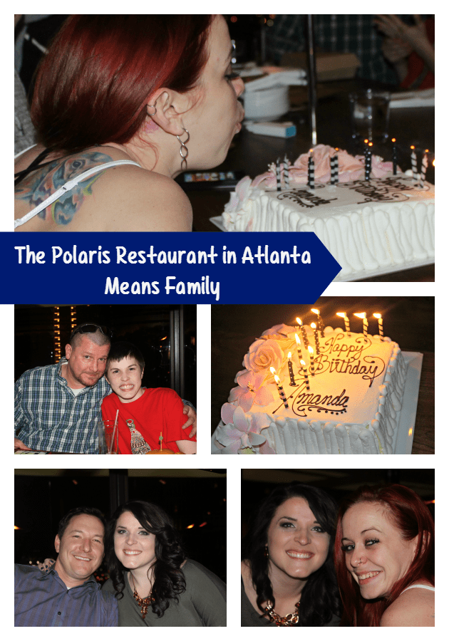 the polaris restaurant means family