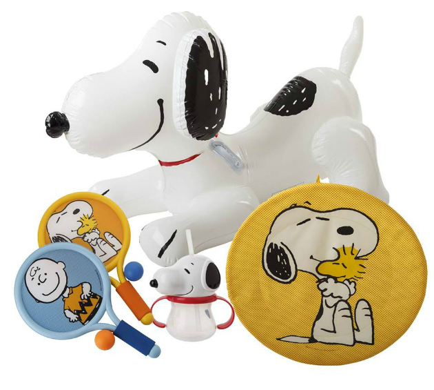 snoopy prize pack