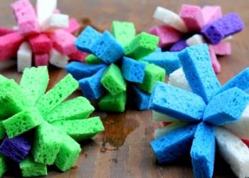 Five Fun Ways To Beat The Heat + DIY Sponge Bomb Tutorial