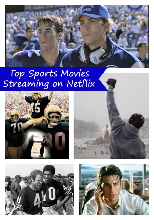 Best Sports Movies Streaming Now On Netflix
