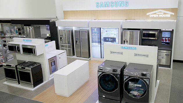 Samsung Open House Get the kitchen of your dreams