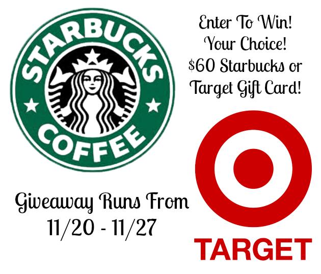 StarbucksTarget Giveaway