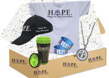 Inspirational Gifts For Christians From H.O.P.E.