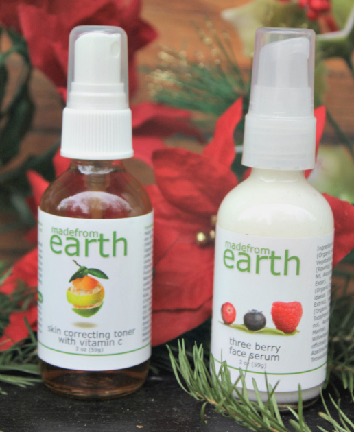 Solve Your Dry Winter Skin Problems With Made From Earth 6