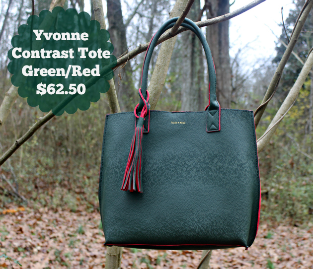 Pixie Mood - Yvonne Contrast Tote