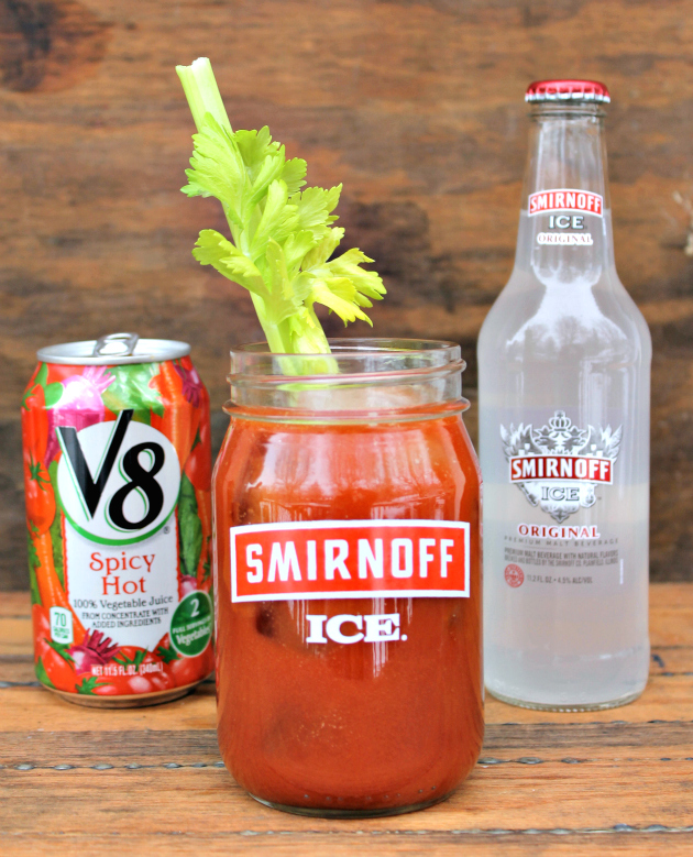Delicious Cocktails With Just Two Ingredients bloody mary