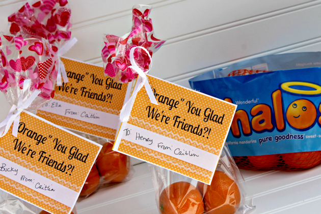 Non-Candy Valentine's Day Treats For Kids & Free Printable 3