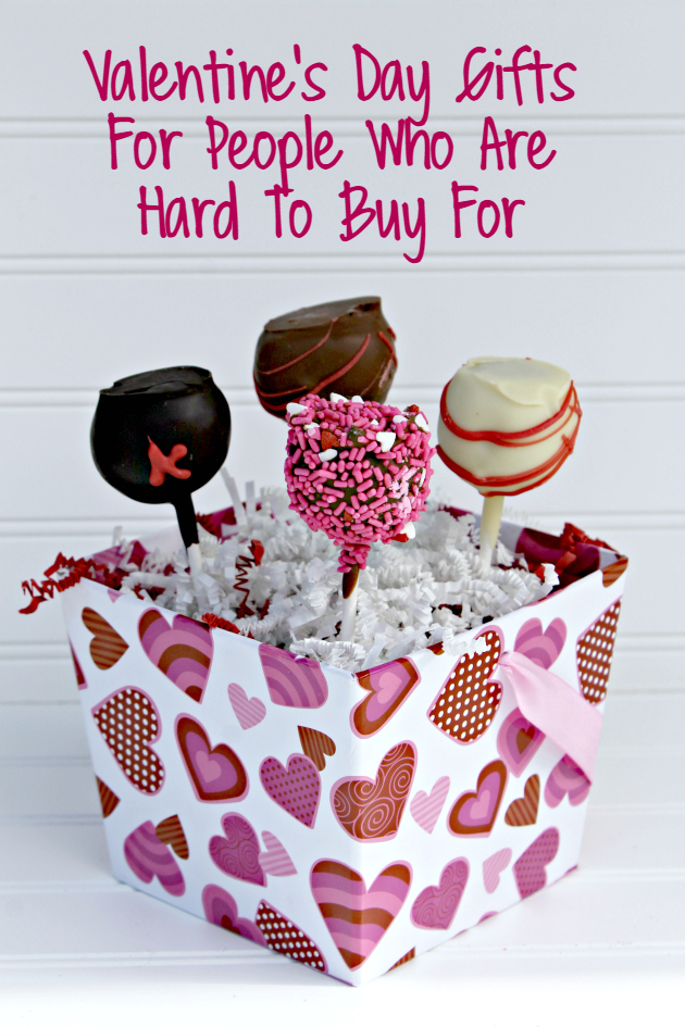 If you have a person who is hard to buy for, I have some great gift ideas for you!