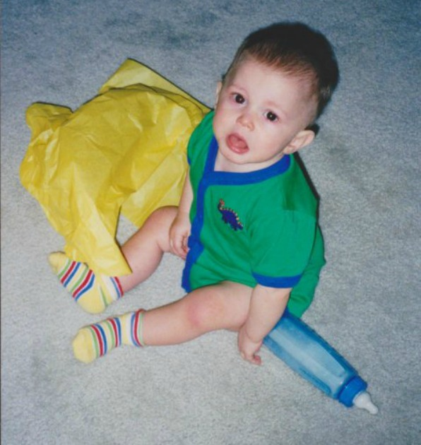 How Snuggle Changed My Life: A Mom's Story Henry