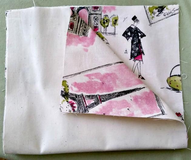 DIY No Sew Tote Bag Step 3