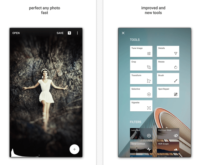 snapseed How To Take Brilliant Photos With Your Smartphone Camera