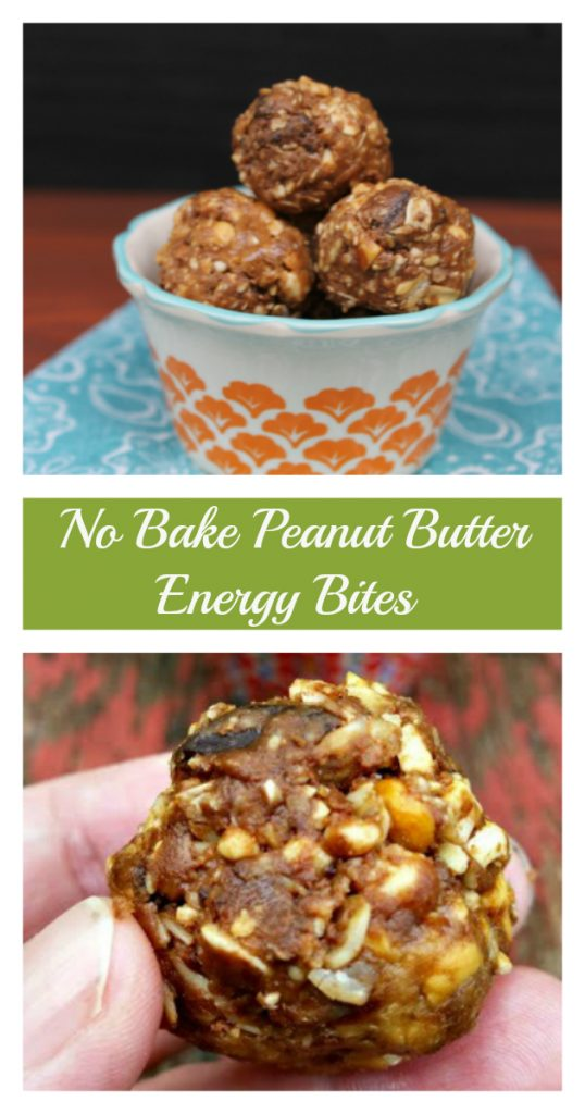 Looking for a snack packed with protein and flavor but not sugar? My -No Bake Peanut Butter Energy Bites #ad #GlucernaHungerSmart