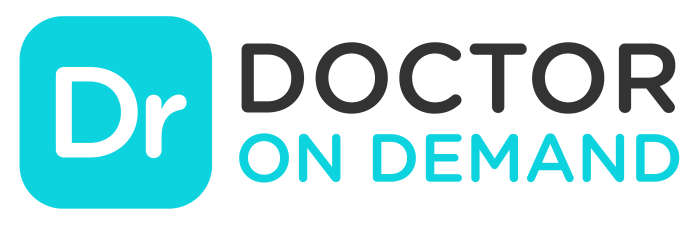 Doctor On Demand Delivers The Ultimate House Call! logo