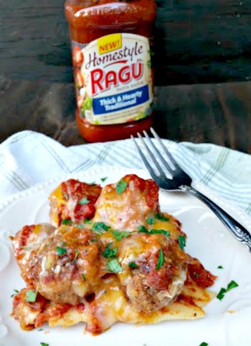 RAGÚ Homestyle Pasta Sauce 2
