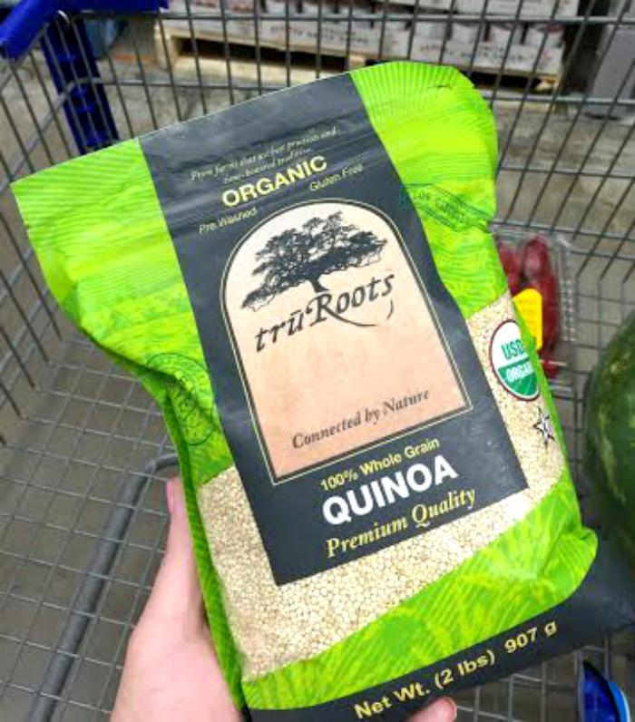 Asian Quinoa Chicken Salad quinoa