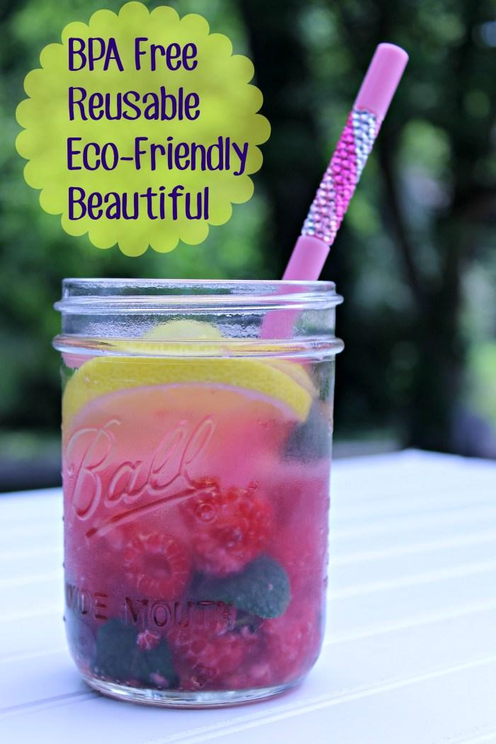 Four Deliciously HealthySummer Detox Water Recipes Straw Envy