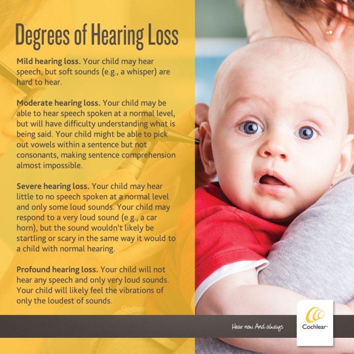 A Parent's Wish For A Child With Hearing Loss? degrees