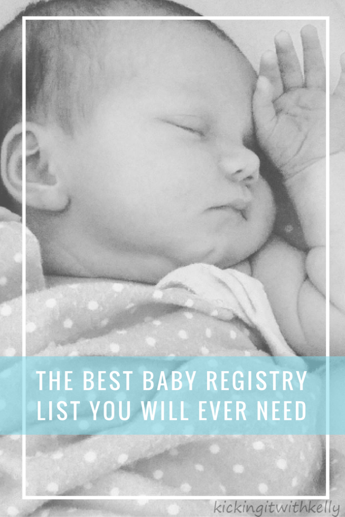 Are you, or someone you know expecting? Before you head out to do your shopping, here are my picks for The Best Baby Registry List You Will Ever Need #ad