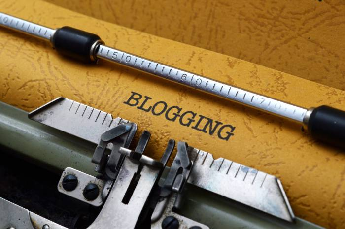 How To Start A Blog For The Tech Challenged