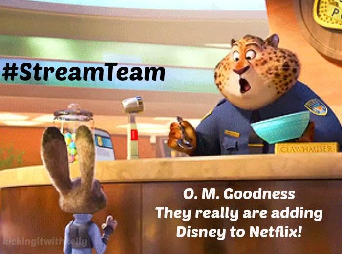 Disney Is Arriving To Netflix 3