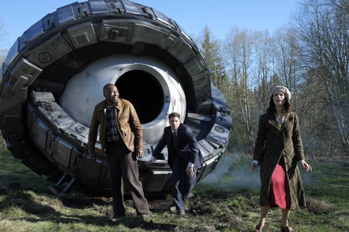 Timeless On NBC, Will Transport Your Through Time pilot