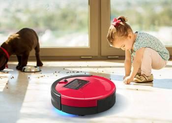 bObsweep Pet Hair Robotic Vacuum And Mop Giveaway