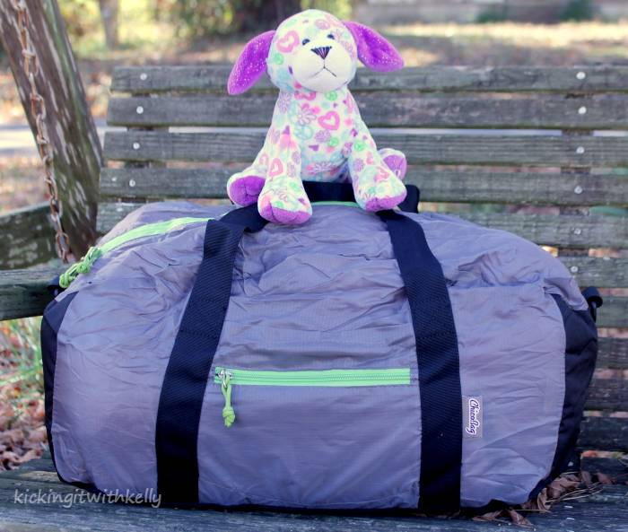 How To Pack Smartly When Travelling With Kids bag