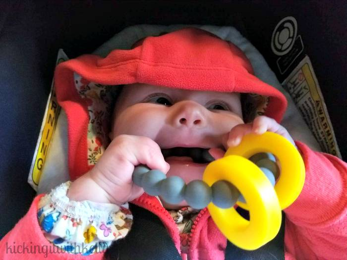 Five Natural Ways To Soothe A Teething Baby 3