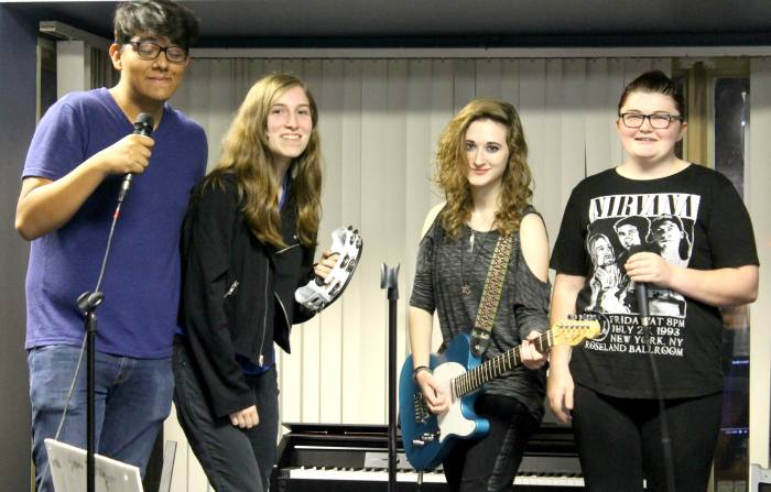 Have A Rocking Birthday At The School Of Rock In Knoxville! kids