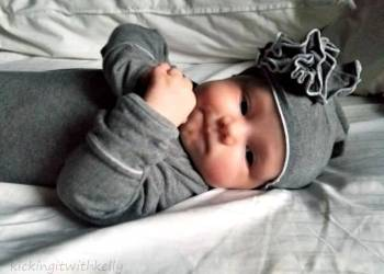 Six Natural Ways To Get Your Baby To Sleep