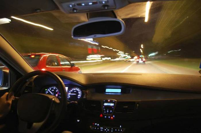 Five Surprising Facts About Night Driving