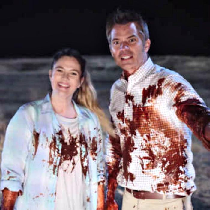 Netflix Santa Clarita Diet Zombie Smoothie 4