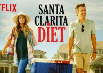Netflix Santa Clarita Diet Zombie Smoothie