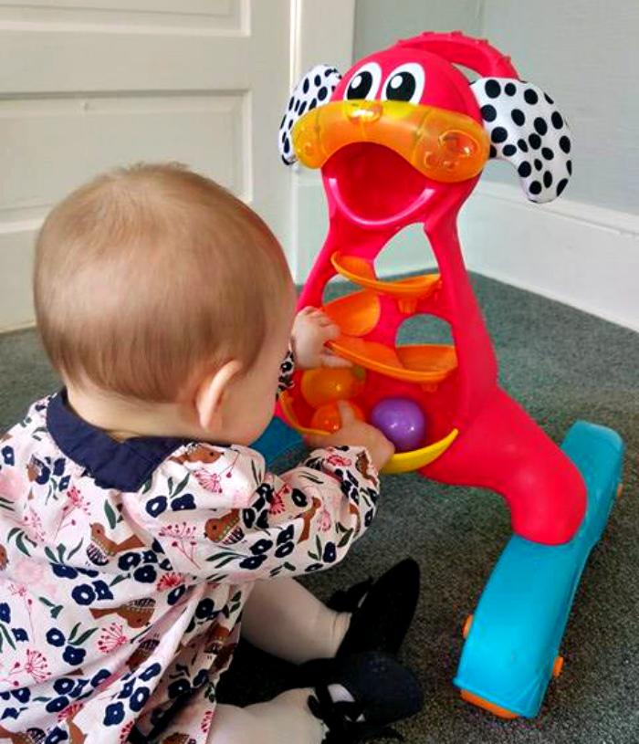 Five Of The Best Developmental Toys For Your Baby puppy 2