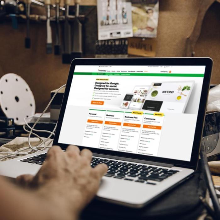 How To Easily Build A Custom Website