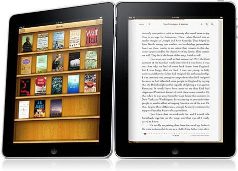 Celebrating National Reading Month ipad-ibooks
