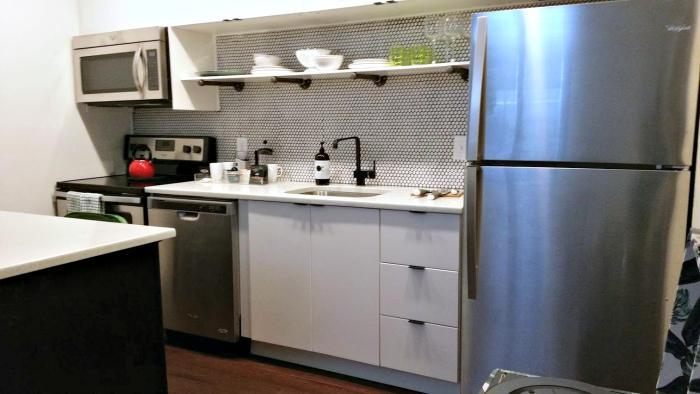 SoBro Guest House Is The Coolest Boutique Hotel In Nashville kitchen 2