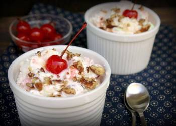 Heavenly Ambrosia Fruit Salad 1