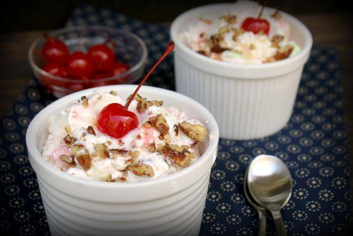 Easy Ambrosia Fruit Salad Recipe 1