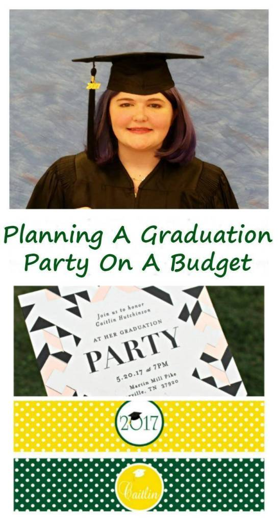 With my daughter finishing up her time in high school next week, I wanted to make it special. To save money, I came up with ideas how to plan a successful graduation party on a budget! #ad @minted