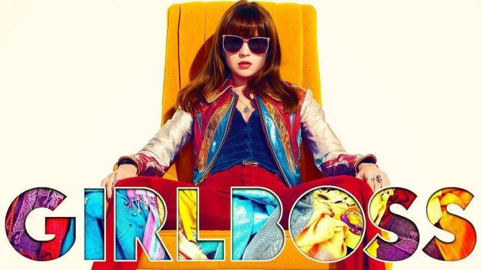 Shows On Netflix To Binge Watch This Summer girlboss