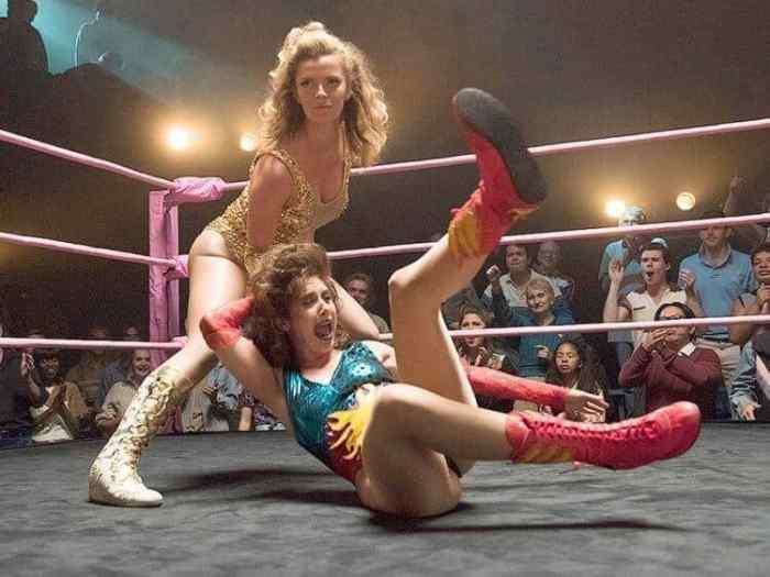 Reasons You Need To Watch GLOW On Netflix girls