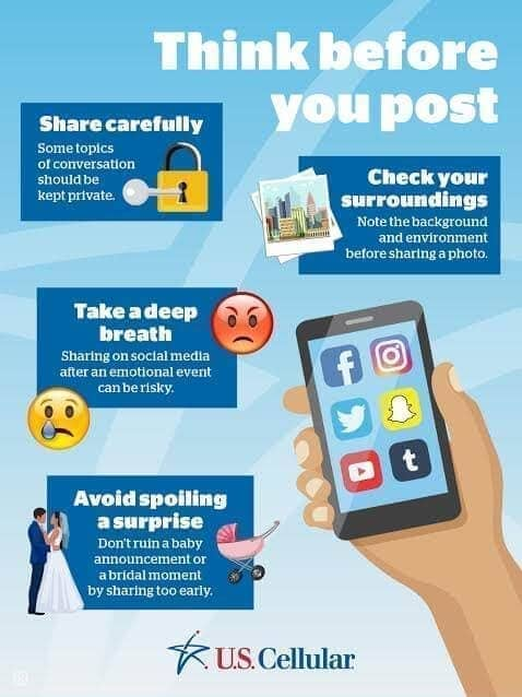Are You Being Rude When You Are On Your Cellphone? graphic