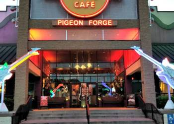 The Hard Rock Cafe Pigeon Forge Is Where The Party Is At!