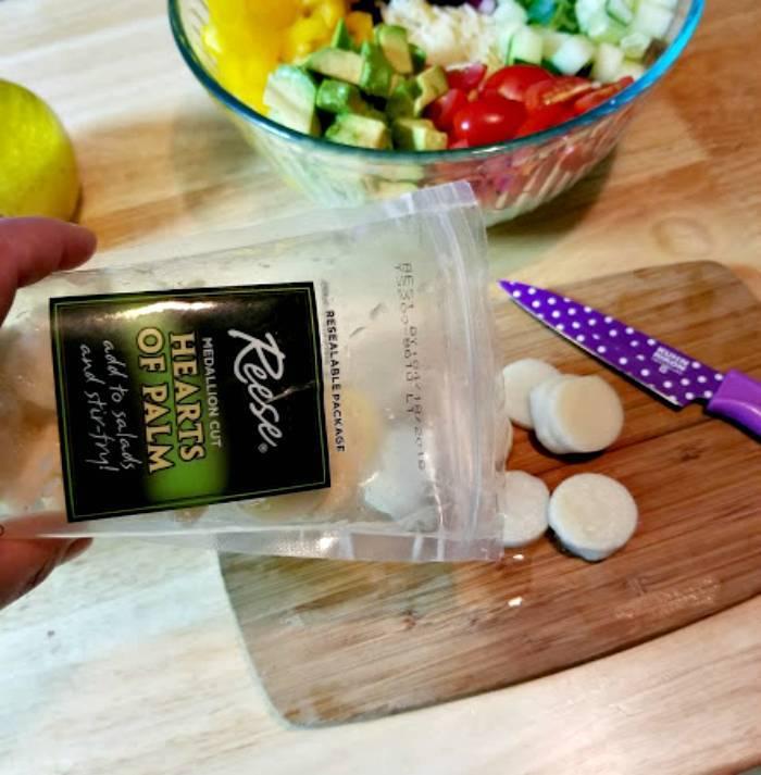 Mediterranean Orzo Salad With Homemade Citrus Vinaigrette artichokes