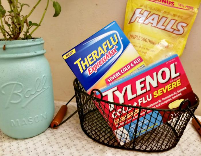 Easy $15 DIY Medicine Cabinet Makeover trifecta