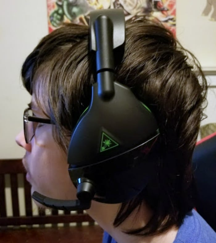 The Turtle Beach Stealth 600 Wireless Headset 4